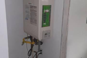 Indoor Tankless Water Heater - 3