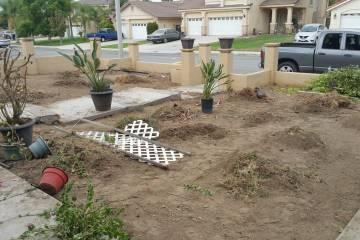 Landscape Preparation - 9