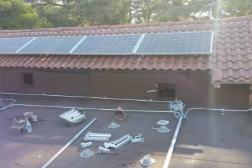 Solar Panels Removal - 1