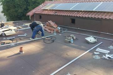 Solar Panels Removal - 2