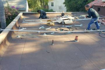 Solar Panels Removal - 3