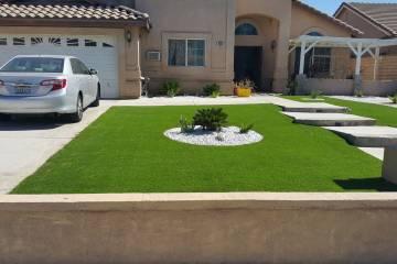 Front Yard Landscape Completion - 9