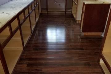 Hardwood Floors Installation - 2