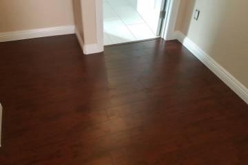 AFTER Flooring Installation - 6
