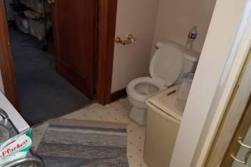 Original Bathroom Floor Plan  - 5