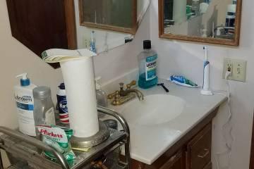 Original Bathroom Floor Plan  - 4