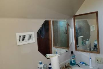 Original Bathroom Floor Plan  - 2