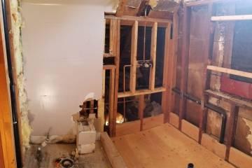 Framing Bathroom - 4