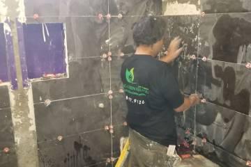 Tiling Shower - 3