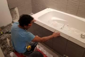 Bathroom Renovation - 16