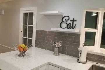Kitchen Renovation - 27