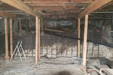 Room Addition Under House - 3