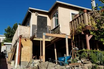Room Addition Demolition - 5