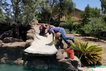 Pool Renovation - 47