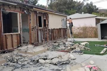 Demolition Process - 1