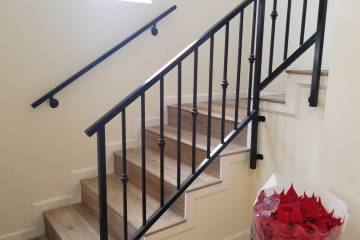 Room Addition Stairway - 11