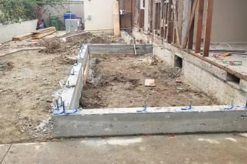 Foundation Progress - 7