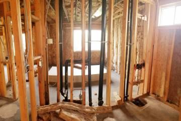 Framing, Plumbing, Electrical - 2