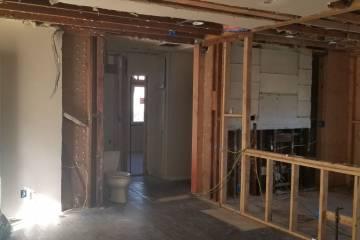 Interior Framing - 6