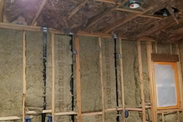 Attic and Walls Insulation - 5