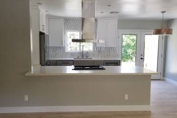 New Kitchen Cabinets, Counter-top, Appliances - 7