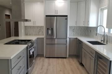 New Kitchen Cabinets, Counter-top, Appliances - 5