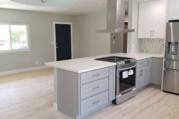 New Kitchen Cabinets, Counter-top, Appliances - 4