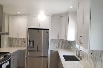 New Kitchen Cabinets, Counter-top, Appliances - 1