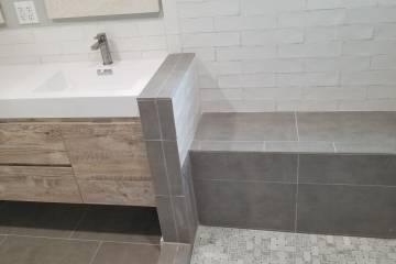 Master Bathroom - 1