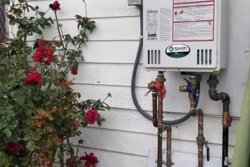 Tankless Water Heater - 2