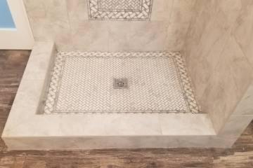 Master Bathroom Renovation Completion - 22