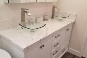 Master Bathroom Renovation Completion - 20