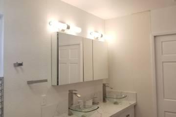 Master Bathroom Renovation Completion - 19