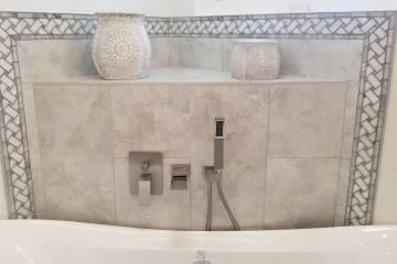 Master Bathroom Renovation Completion - 14