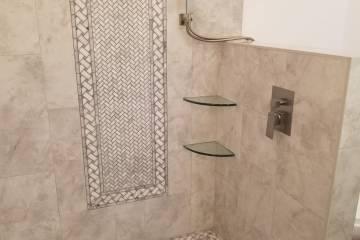 Master Bathroom Renovation Completion - 13