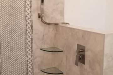 Master Bathroom Renovation Completion - 12