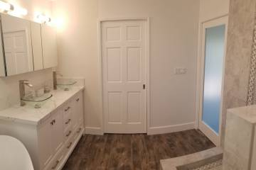 Master Bathroom Renovation Completion - 11