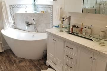 Master Bathroom Renovation Completion - 25