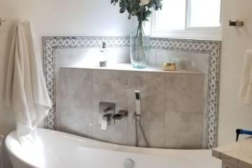 Master Bathroom Renovation Completion - 24