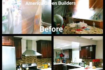 Kitchen Renovation - 1