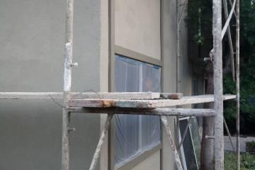 Stucco Installation - 2