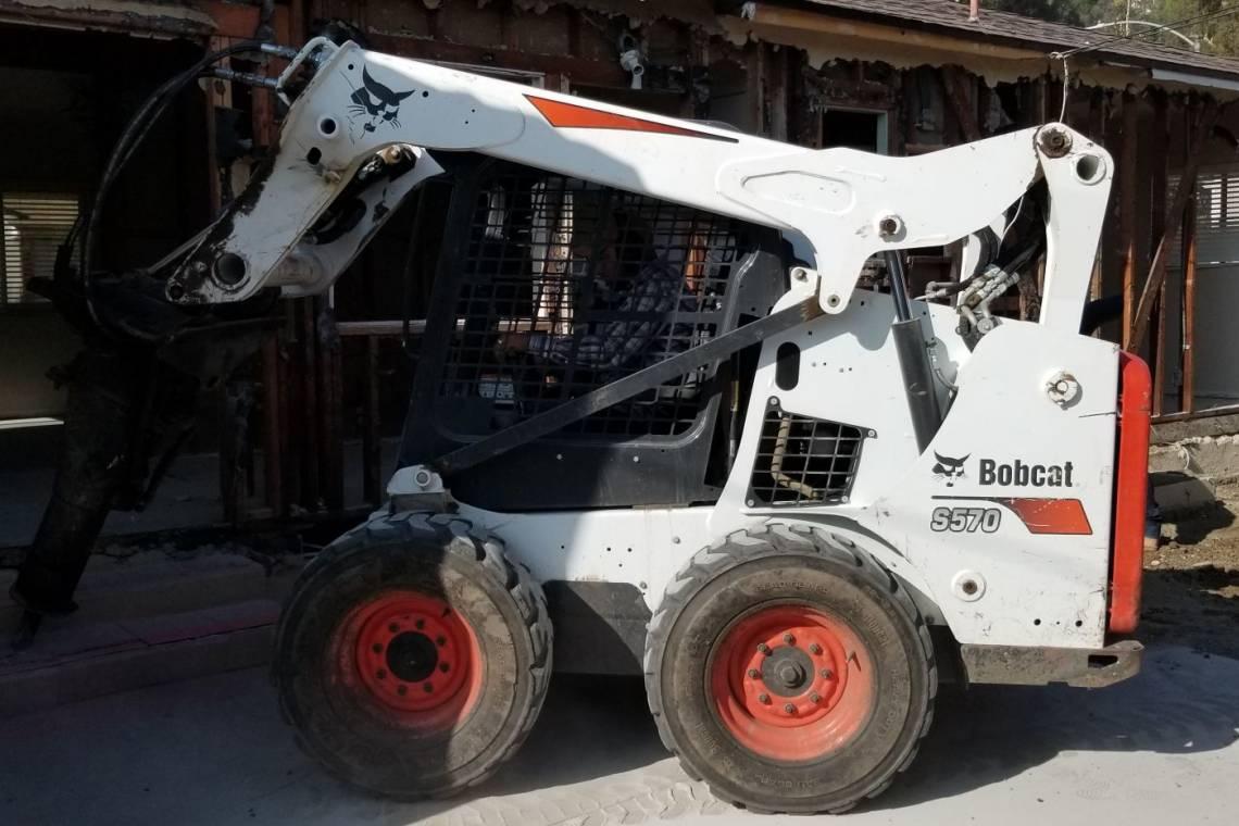 Demolition Process - 9