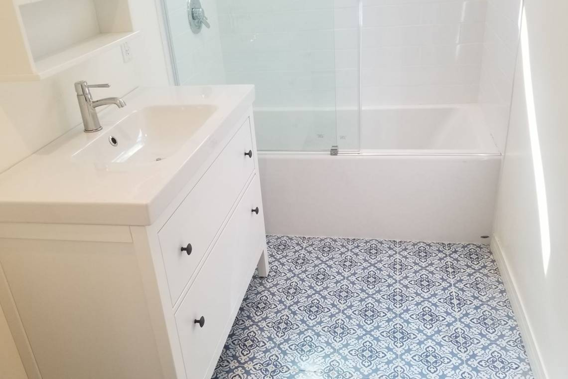 Bathroom Renovation - 2