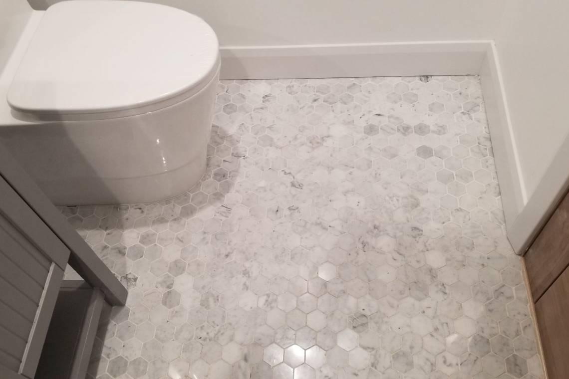 Guest Bathroom - 3
